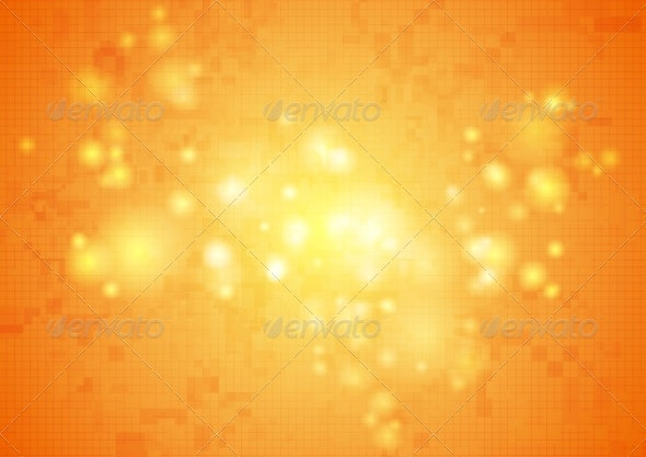 Abstract Tech Shiny Background - Backgrounds Decorative
