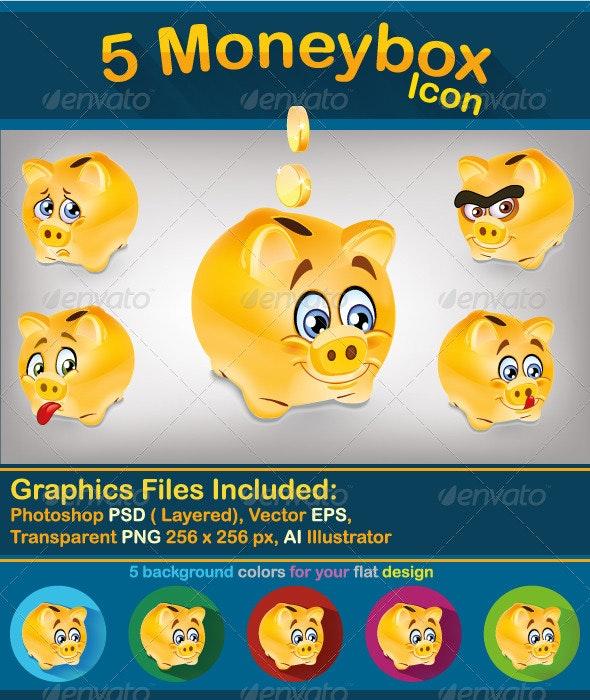Moneybox - Miscellaneous Characters