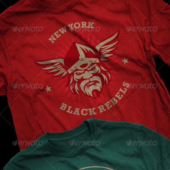 Black Rebels Tshirt