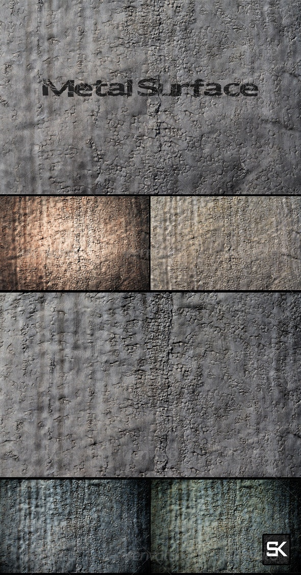 Metal Surface - Metal Textures