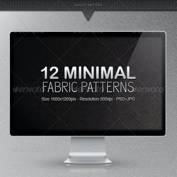 12 Minimal Fabric Patterns - Part 2