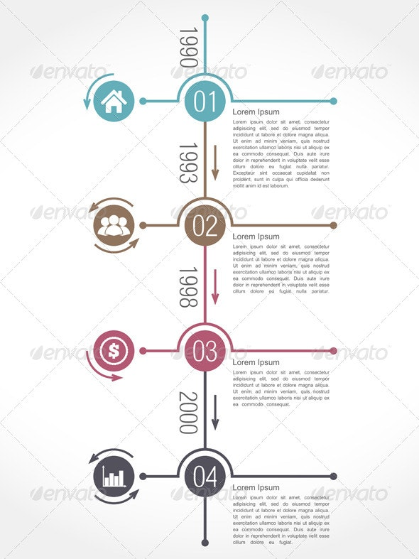 Timeline - Miscellaneous Vectors
