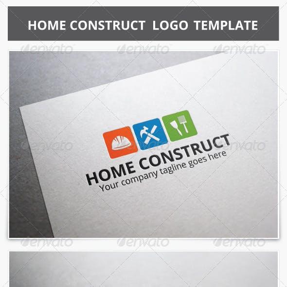 Home Construct Logo