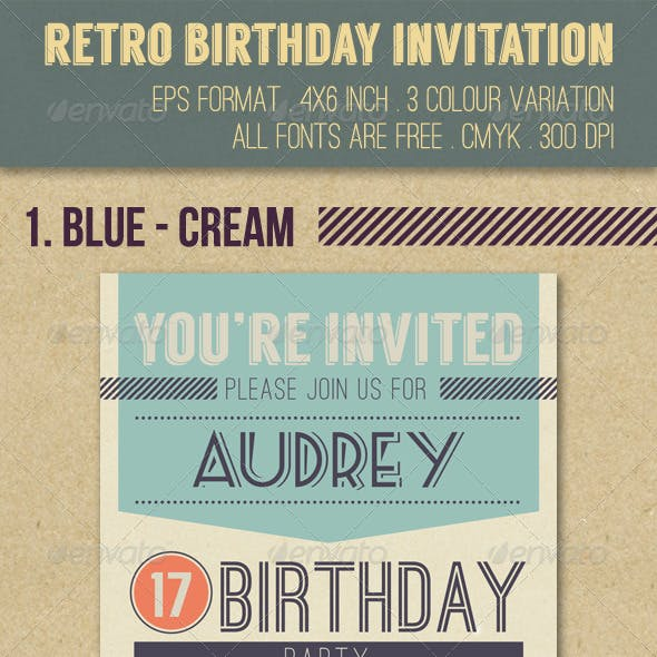 Eps Card And Invitation Graphics Designs Templates