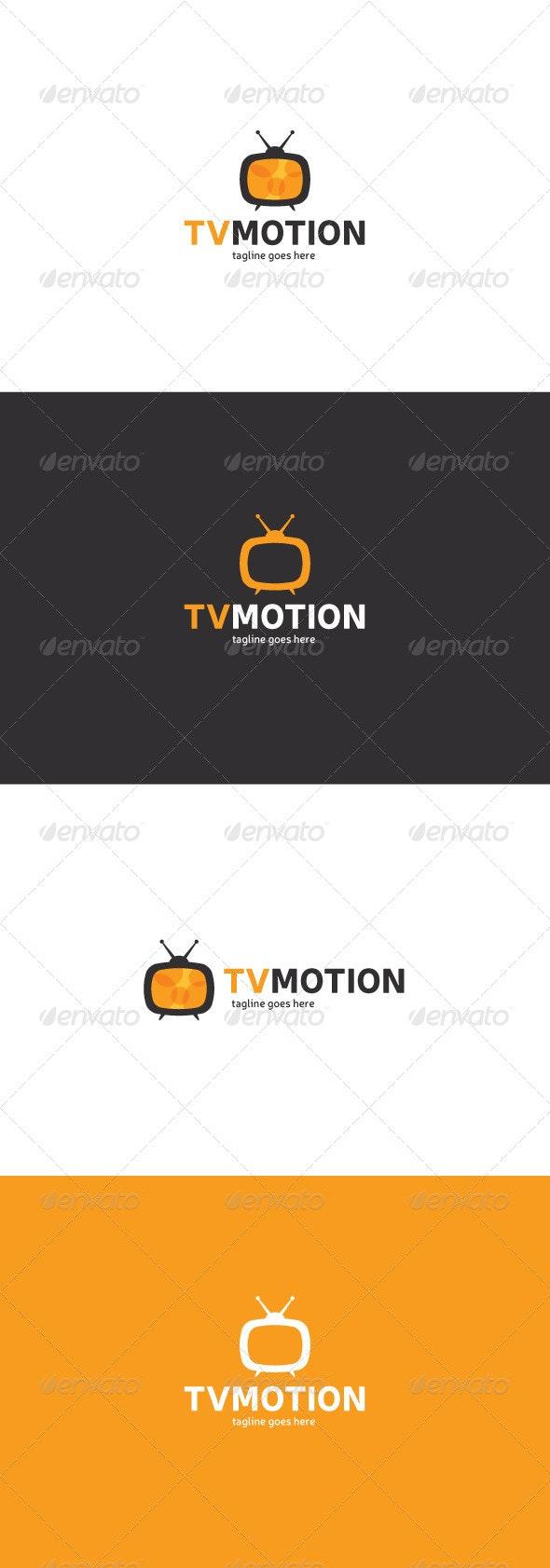 TV Motion Logo - Objects Logo Templates