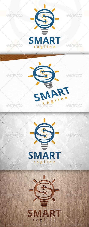 Smart Idea Logo - Letters Logo Templates