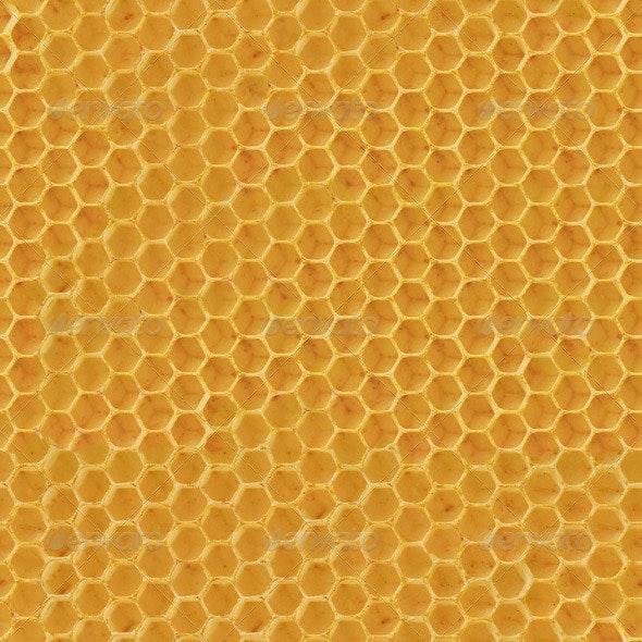 Realistic Seamless Honeycomb Texture - Nature Textures