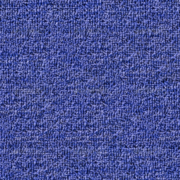 Seamless Blue Carpet Texture Tile By