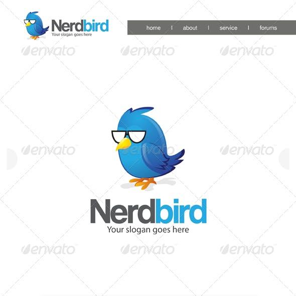 Nerd Bird Logo