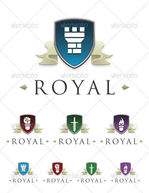 Royal - Crests Logo Templates