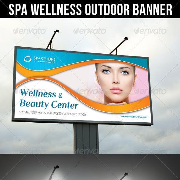 Spa Studio Outdoor Banner 09