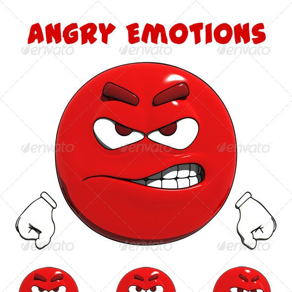 Angry Emotions