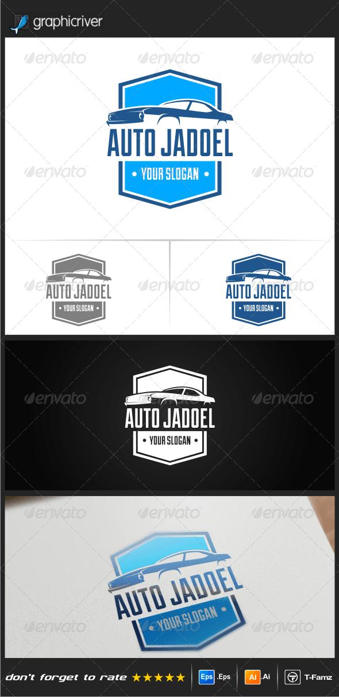 Auto Jadoel Logo Templates - Objects Logo Templates