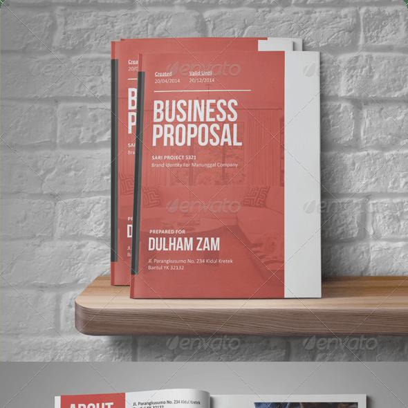 Sari Business Proposal