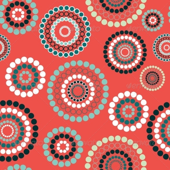 Abstract Seamless Background Pattern - Backgrounds Decorative