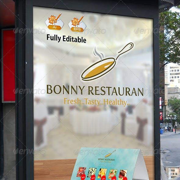 Bonny Restaurant logo