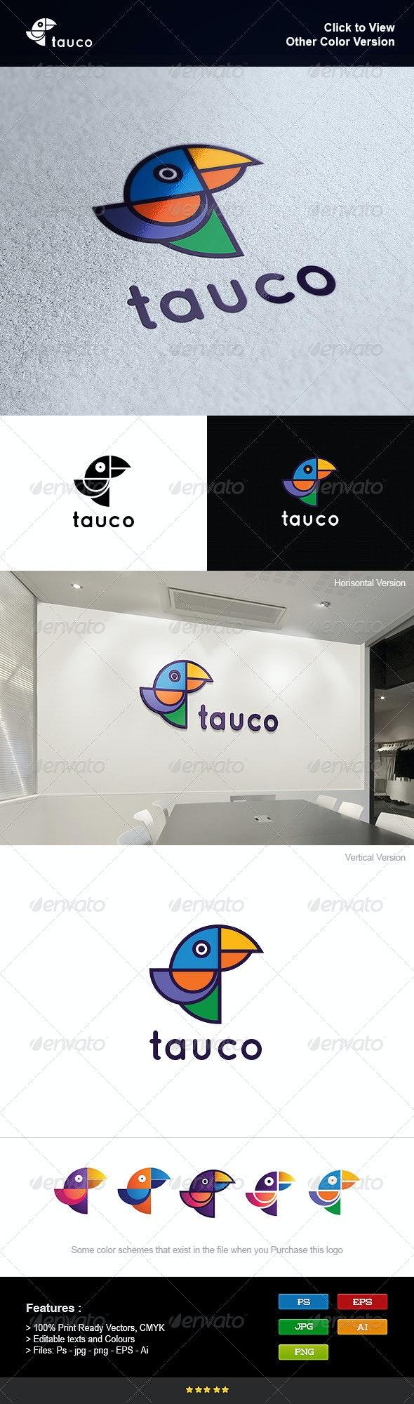 Toucan Bird - Animals Logo Templates