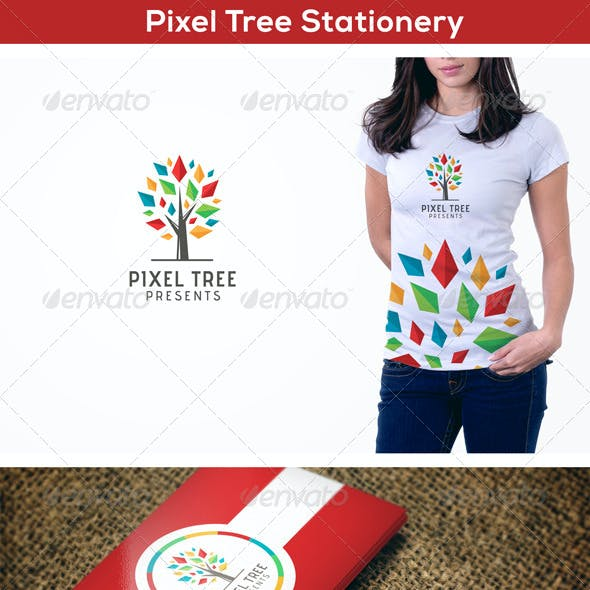 Corporate Pixel