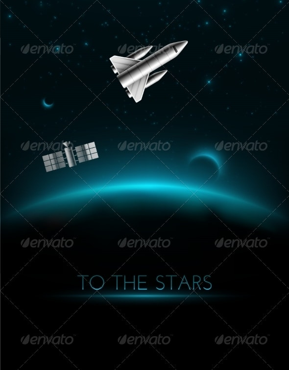 To The Stars - Miscellaneous Conceptual