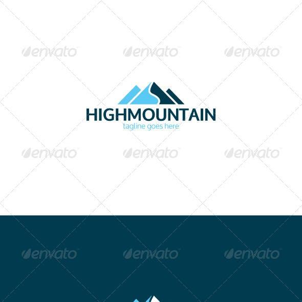 High Mountain Logo