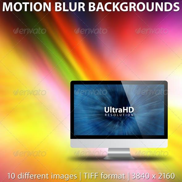 Motion Blur Backgrounds