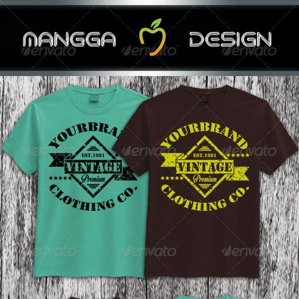 3 Vintage T-shirt