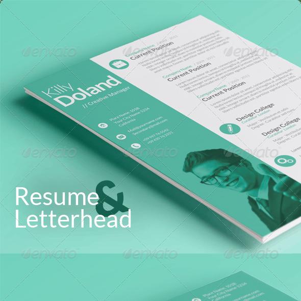 Rohman Resume & Letterhead