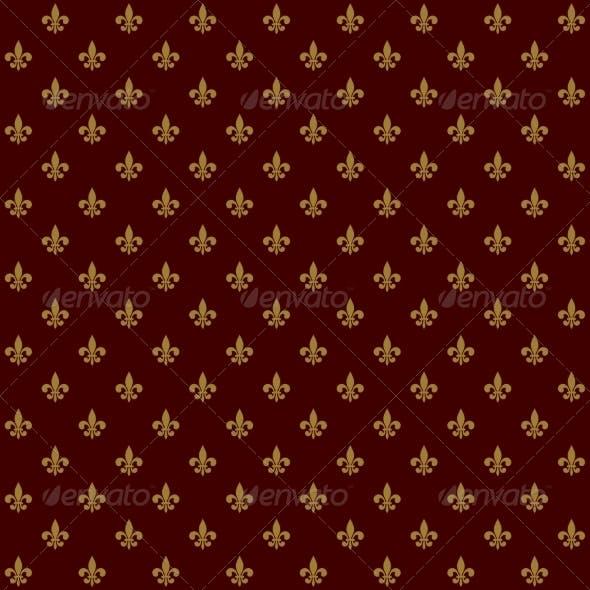 Fleur de Lis Background