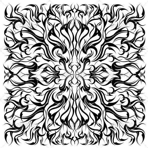 Abstract Pattern - Patterns Decorative