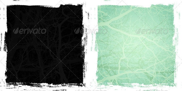Grungy Backgrounds - Abstract Conceptual