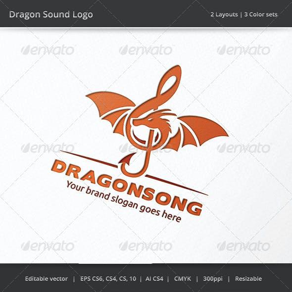 Dragon Sound Logo