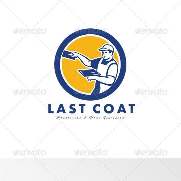 Last Coat Plasterers and Finishers Logo