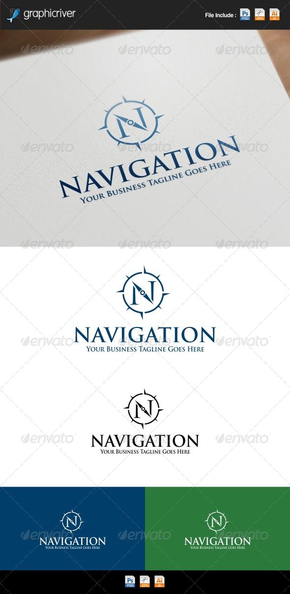 Navigation Logo - Symbols Logo Templates