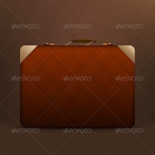 Suitcase - Miscellaneous Vectors