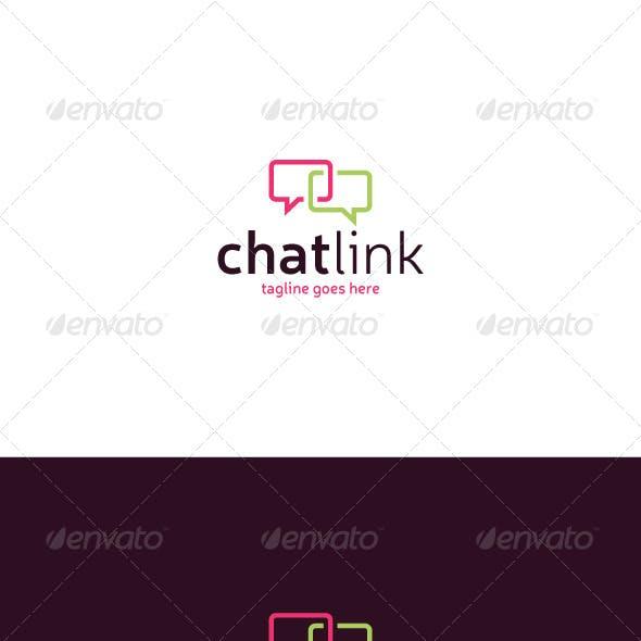 Chat Link Logo