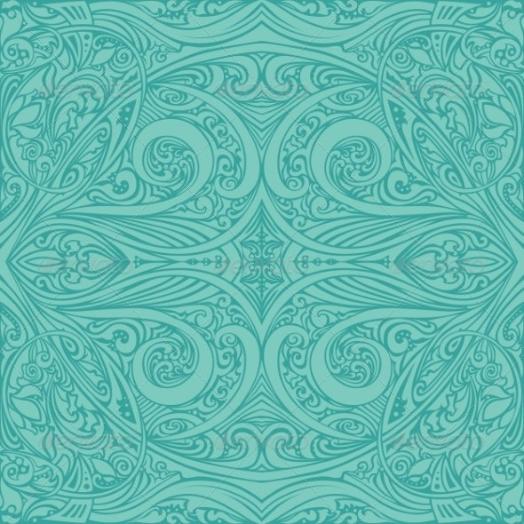 Islamic Pattern - Patterns Decorative