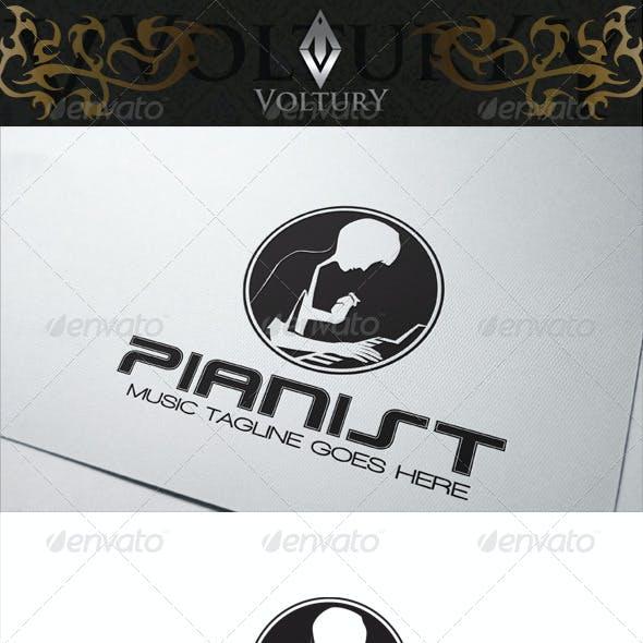 Pianist Logo