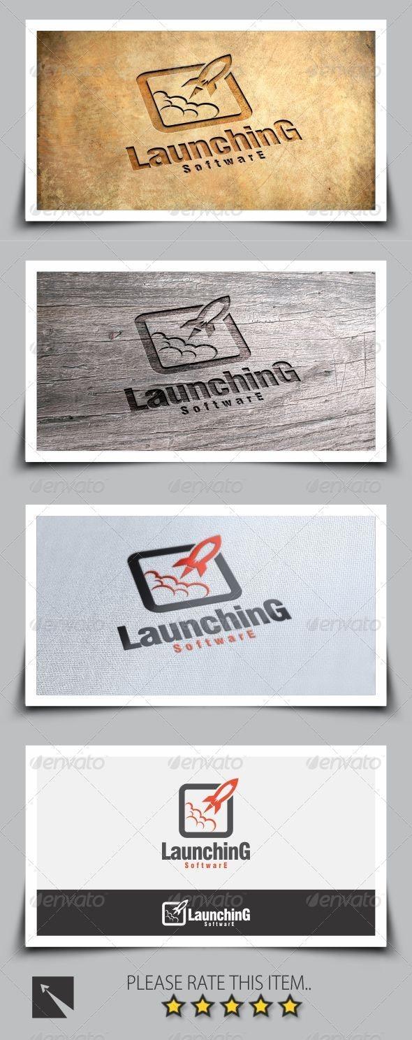 Rocket Logo Template - Objects Logo Templates