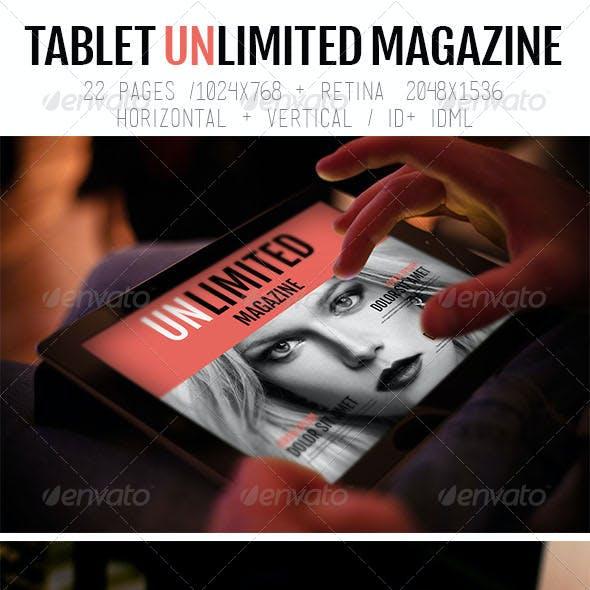 iPad & Tablet Unlimited Magazine
