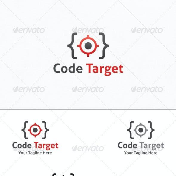 Code Target - Logo Template