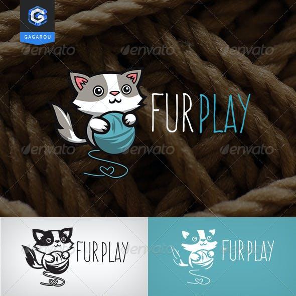 Fur Play Logo