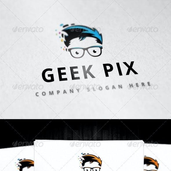 Geek Pix Logo