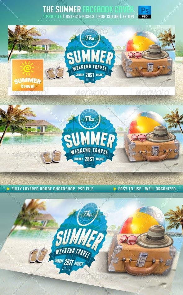 The Summer Facebook Cover - Facebook Timeline Covers Social Media