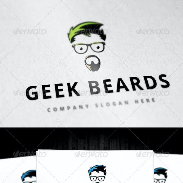 Geek Beards Logo