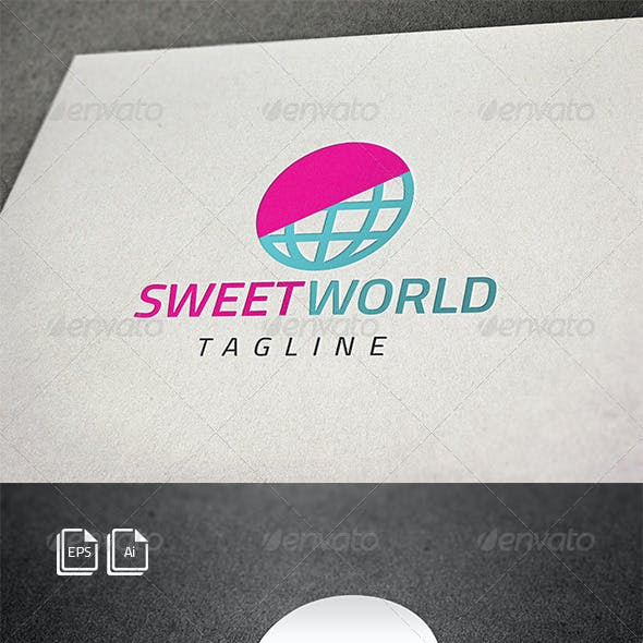 Sweet World Logo