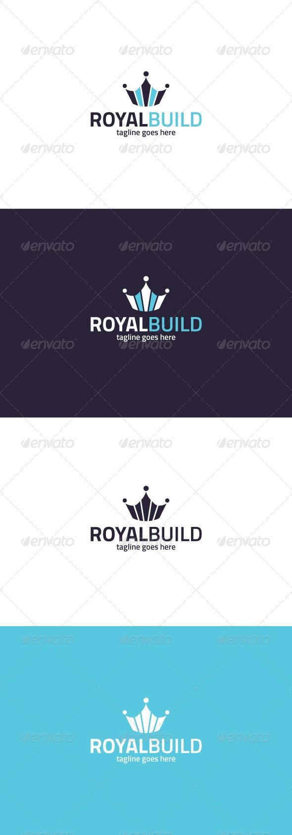 Royal Build Logo - Objects Logo Templates