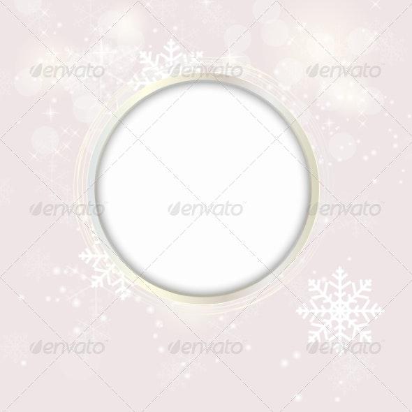 Abstract Christmas and New Year Background. - Christmas Seasons/Holidays