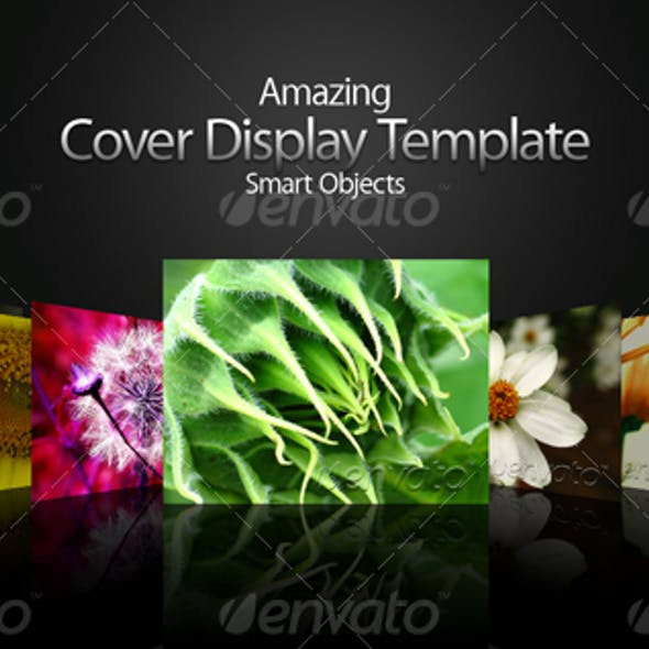 Cover Display Template