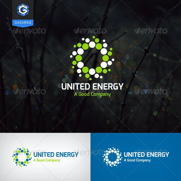 United Energy logo