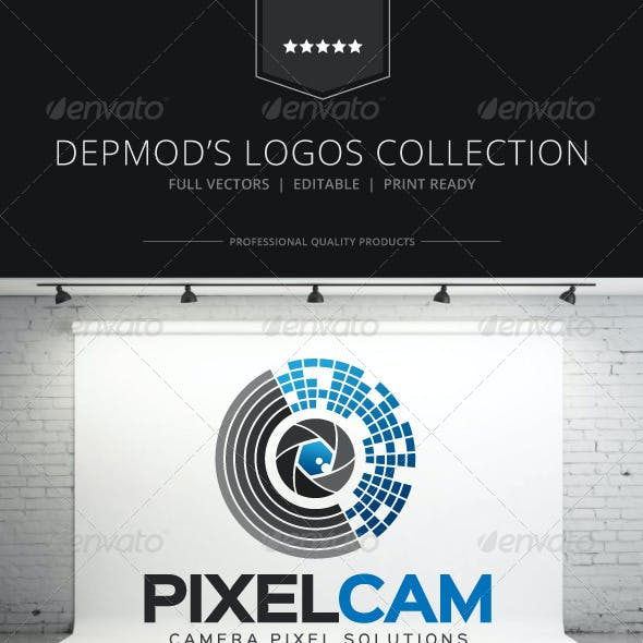 Pixel Cam Logo